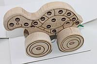 Шнурівка-каталка  Черепаха