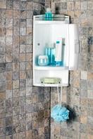 Угловой шкаф в ванную Primanova, фото 1