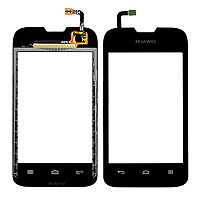 Тачскрин для Huawei Y210 U8685 Ascend. чрный