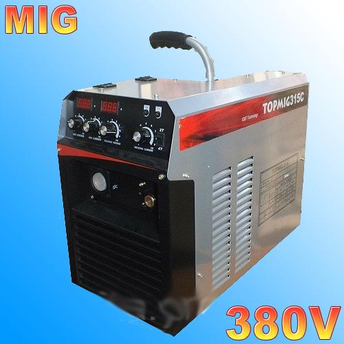 Сварочный полуавтомат TOPMIG 315c
