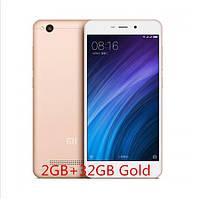 Xiaomi Redmi 4A Gold Global,MSM8917(Snap 425) 2Gb/32Gb, IPS, 1280x720,3100mA!!