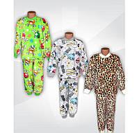 Пижама махровая детская, подростковая, р.р.24-40.