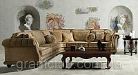 Итальянский модульный раскладной диван RIVOLI фабрика Asnaghi Salotti
