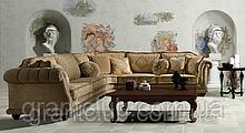 Італійський модульний розкладний диван RIVOLI фабрика Asnaghi Salotti