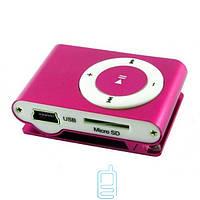 MP3 плеер iPod Shuffle малиновый