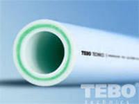 Труба ппр стекловолокно д 20 tebo fiber