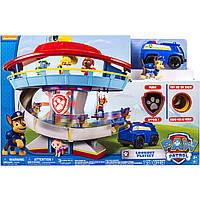 Игровой набор Щенячий патруль Офис спасателей, Патрульная станция Paw Patrol HQ Playset, Vehicle and Figures, фото 1