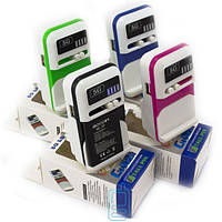 СЗУ жабка 5G LED USB 5V mix color