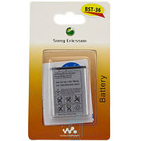 Аккумулятор Sony Ericsson BST-36 780 mAh K320i, Z550i AA/High Copy