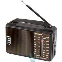 Радиоприемник Golon RX-608ACW  коричневый
