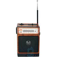 Радиоприемник Golon RX-077 черно-коричневый