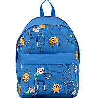 Школьный рюкзак Kite 1001 Adventure Time 18 л (AT17-1001M)
