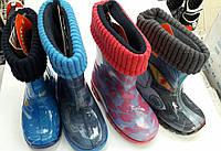 Детские резиновые сапоги Demar