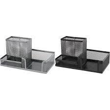 Подставка - органайзер металлическая Axent 2116 черная