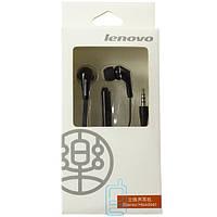 Наушники с микрофоном Lenovo P780 black
