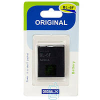 Аккумулятор Nokia BL-6F 1200 mAh для N95, N78, N79 A класс