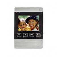 "Myers M-41SD - 4"" видеодомофон с записью фото/видео"