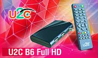 Спутниковый Full HD ресивер U2C B6 Full HD