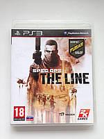 Видео игра Spec Ops: The Line (PS3)