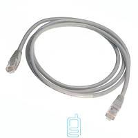 Патч-корд UTP 2m серый