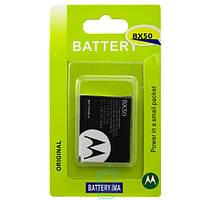 Аккумулятор Motorola BX50 740 mAh для V9, Zn9 A класс