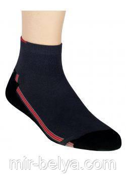 Мужские спортивные носки Steven черный