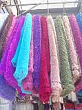 Плюшевые мягкие пледы травка , фото 2