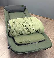 Кресло-раскладушка карповая Carp Pro + спальник 210*90*34