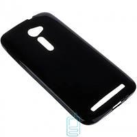 Чехол силиконовый цветной ASUS ZenFone 2 5″ черный