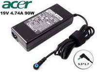 Блок питания UKC адаптер ACER 19V 4,7А 5,5 * 1,7 с кабелем