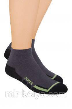 Мужские короткие спортивные носки Steven