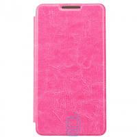 Чехол-книжка боковая Lenovo S890 розовый