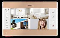 """Slinex SL-10 IP - 10"""" Wi-Fi AHD видеодомофон с фото\видео записью, датчиком движения"""