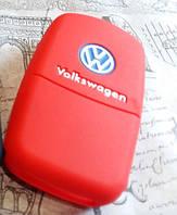 Чехол для ключа Volkswagen Touareg,Caddy,Jetta,Passat CC