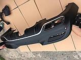 Комплект обвеса AMG на Mercedes GLE coupe C292, фото 3