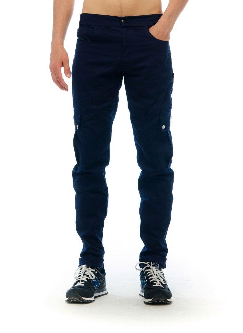 Штаны Cargo Pants Синий (чинос)