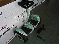 "Гироскутер сигвей с самобалансом Гироскутер Viper Ninebot Mini White 10.5"""