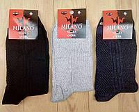Летние мужские носки сетка Milano 41-45р NML-06334