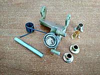 Ролик боковой двери средний (каретка) Газель