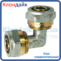 Угол для металлопластиковой трубы 32х32