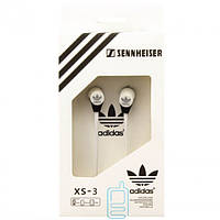 Наушники Adidas Sennheiser XS-3 white