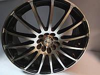 Диски колёсные Storm A-347  BP R 17 5*100/5*112
