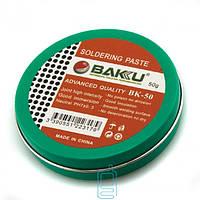Флюс в банке BAKU BK-50g Soldering Paste