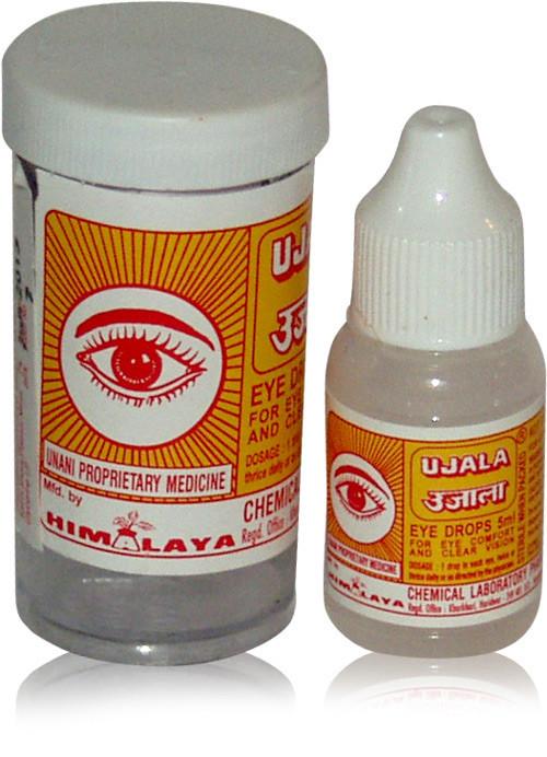Herbals Himalaya Капли для глаз УДЖАЛА 5 мл