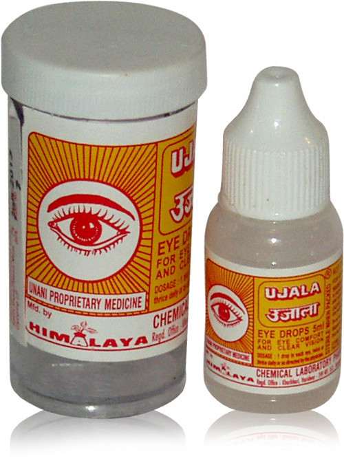 Himalaya Herbals Краплі для очей УДЖАЛА 5 мл