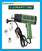 Фен промышленный Crafttec PLD-2000