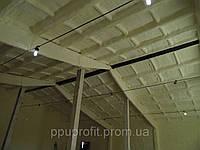 Пенополиуретан - утепление овощехранилищ, холодильных и морозильных камер. Пінополіуретан