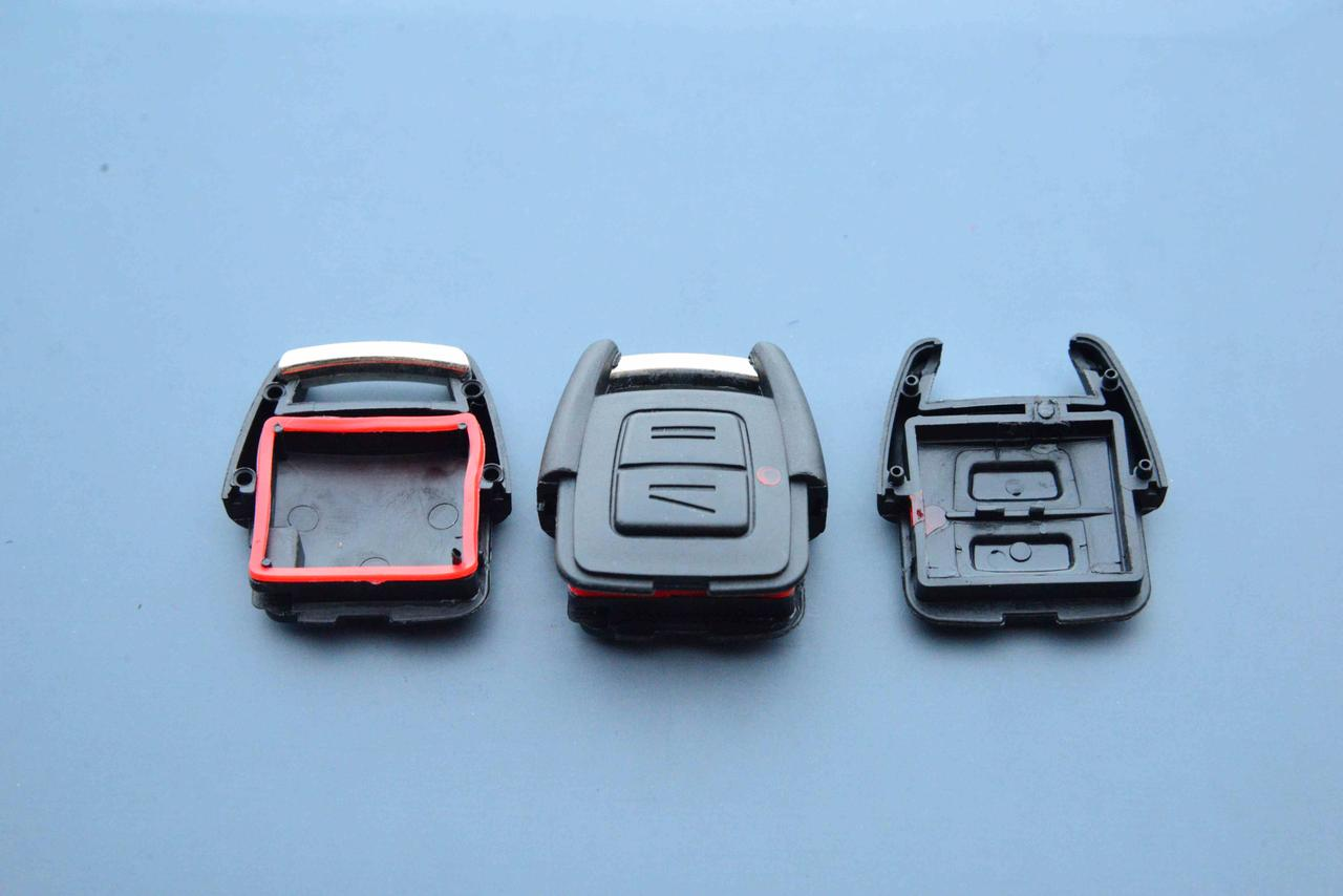 Ключ для Opel (Опель) Астра G, Вектра, Зафира, Фронтера, Vectra, Astra G,Zafira, 2 ― кнопки