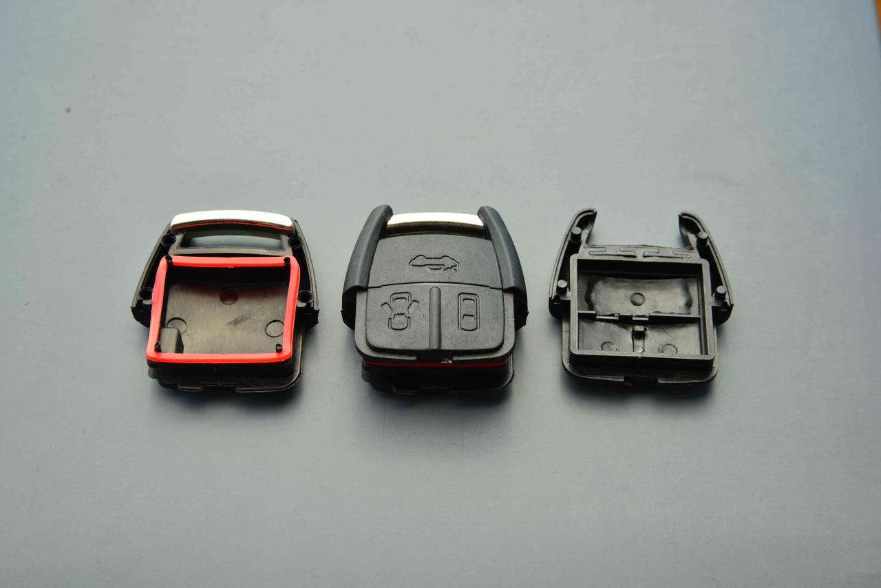 Ключ для Opel (Опель) Астра, Омега, Вектра, Тигра, Зафира Omega, Vectra, Astra 3 - кнопки