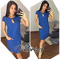 Льняное платье №69(2)